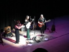 I'm With Her @Town Hall, NYC (irene_trudel) Tags: imwithherband sarawatkins aoifeodonovan sarahjarosz townhall irneetrudel liveperformance music americana