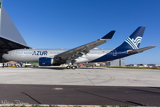Aigle Azur Airbus A330-223  |  F-HTAC  |  LMML