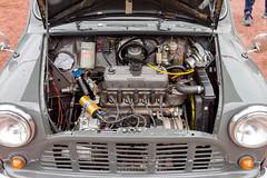 Mini 1000 Van (R. Engelsman) Tags: mini 1000 van engine auto car vehicle oldtimer youngtimer klassieker classiccar automotive transport rotterdam 010 netherlands nederland nl rotterdamseklassiekers milieuzone mznee