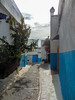 Rabat Kasbah (djcotto1971) Tags: morocco northern africa rabat alley street old town blue walls sky flowers wall building morroco oldtown ancient city kasbah medina road bluesky clouds doors windows olympus sz30mr