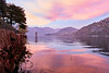 Peaceful ending for a day (kevindalb) Tags: italia italie italy piemonte lago lake lac orta sera evening tramonto coucher sunset