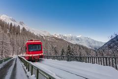 (Alain Bachellier) Tags: chamonix montagne montroc2018 paysage sncf train