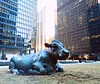 Moo (mrsparr) Tags: ctt sculpturestatue crazytuesdaytheme 7dwf toronto ontario canada downtown sculpture cow outdoor buildings joefafard activeassignmentweekly forcedperspective 52in2018