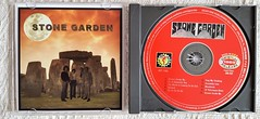 """Stone Garden"" (standhisround) Tags: cd cdcover cdalbumart cover compactdisc album music rock heavyrock psychedelicrock psychedelic stonegarden albumart usa group gearfabrecords gf188 artwork"