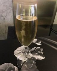 Slight delay to plane but we'll suffer in silence! #champagne #california #losangeles #airport #lounge #britishairways (lsdscuba) Tags: ifttt instagram scuba lsd