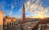 Venezia_0599_Piazza_San_Marco-Pano-Edit (ivan.sgualdini) Tags: italy seaitaliano amazing architecture basil basilica campanile canon city cityscape clock clouds europe italia people piazza poi roof sanmarco sky square stich sun sunlight sunset tourisitic tourism tower venezia venice view visiting wide veneto it