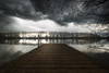 Après-midi d'orages (Stéphane Sélo Photographies) Tags: france natureetpaysages paysage pentax pentaxk3ii ponton rhône saône sigma1020f456 ain blending clouds crue eau fleuve inondation landscape nature nuages orage rivière thunderstorm