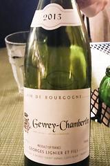 Gevrey-Chambertin (Bill in DC) Tags: nm newmexico santafe restaurants food 2017 lolivier wine drinks