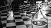 Easter Sunday Brunch (Light Orchard) Tags: ©2018lightorchard bruceschneider bw noir blanc schwarz weiss monochrome monochromatic water restaurant café cafe bistro bianco nero