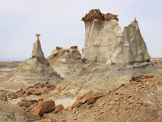 New Mexico - Bisti Badlands
