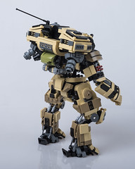 "Scorch (from ""Titanfall 2"") (Velocites) Tags: imc respawn titan titanfall 2 lego afol moc games videogames scorch"