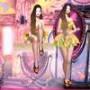 Fairies Return... (♥JadeTiger (ruby022)♥) Tags: clannish dress outfit anjana second life sandals fairytales