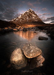 Rock Formations (Gareth Mon Jones) Tags: scotland glen etive