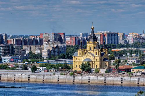 Nizhny Novgorod 11 ©  Alexxx Malev