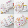 hand sewn stitch ledger (contemporary embroidery) Tags: ledger stitch handsewn embroidery book pages design