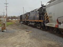 DSC02417 (mistersnoozer) Tags: shortline railroad lal c425 locomotive train