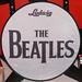bass drum - THE BEATLES