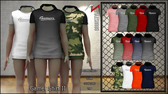 [BrunStyle] Gamer Shirt II ([BrunStyle]) Tags: shirt camisa second life secondlife blusa capote de frio male men man boy brun style brunstyle store 2018 march março mom only