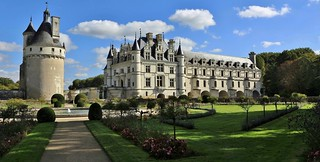 Château de Chenonceau ,Indre-et-Loire , Centre Val de Loire