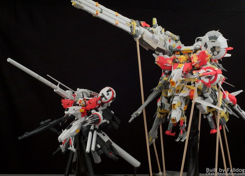 Mg Deep Striker Review Otaku Revolution
