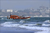 Lifeboats on Excercise (jo92photos) Tags: lifeboat poole sea action waves boats excercise sandbanks