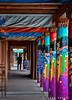Counterpoint (James Neeley) Tags: newmexico santafe plaza counterpoint arthurmeyerson coloroflight jamesneeley