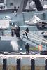 Vladivostok - Владивосток (dataichi) Tags: vladivostok владивосток russia travel tourism destination siberia winter snow shovel shoveling military army boat ship grey harbor