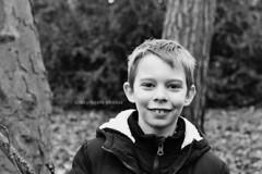 B&W 68/365 (lucyrogersphotography) Tags: blackandwhite littleboy boy child bw 50mm nephew 8yearsold family