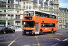 G M Buses 3043 (B43 PJA) (SelmerOrSelnec) Tags: gmbuses leyland olympian northerncounties b43pja manchester corporationstreet 12 greatermanchesterpte greatermanchestertransport gmpte gmt bus repair