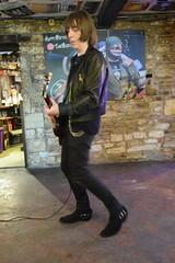 DSC_0055 (richardclarkephotos) Tags: tim bish joey luca © richard clarke photos derellas three horseshoes bradford avon wiltshire uk lone sharks guitar bass drums guitarist drummer bassist band bands live music punk