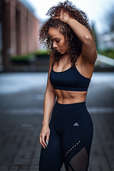 Training day (socreative) Tags: fit fitness sport athlete training portrait model urban fashion style city yoga dancer