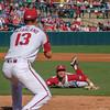 Texas - Game 2-37 (Rhett Jefferson) Tags: arkansasrazorbacksbaseball hunterwilson jordanmcfarland texaslonghornsbaseball