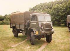 Bedford QL Muckleburgh Collection 1988 (Richard.Crockett 64) Tags: bedford ql truck lorry generalservice militaryvehicle britisharmy ww2 worldwartwo muckleburghcollection weybourne norfolk 1988