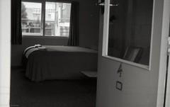 Motel Bedroom, c1970s (Dunedin City Council Archives) Tags: dunedin motels accomodation holidays 1970s