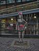 Amy Winehouse Statue (neilalderney123) Tags: amiwinehouse camden london statue markets stablemarkets fans singer music sad