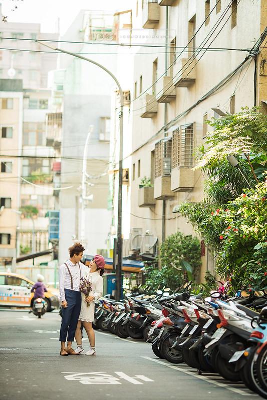 拍婚紗,民宿,街景,婚紗攝影,婚紗照