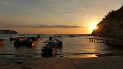 Spiaggia di Rodadero al tramonto (Luna y Valencia) Tags: santamarta colombia rodadero playa caribe caraibi