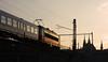 ČD 242.214-5, Brno hlavní nádraží (cz.EightyFour) Tags: čd 242 plechovka plecháč brno vlak train zug 2560 sunset škoda petrov