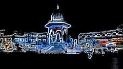 India - Karnataka - Mysore - Hardinge Circle - 268dd (asienman) Tags: india karnataka mysore streetlife asienmanphotography asienmanphotoart circle jayachamarajawadiyarstatue hardingecircle