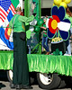 Daddy Long Legs (Colorado Sands) Tags: stpatricksparade denver colorado parade irishparades festive event stpats us americanparades usa america stpaddys sandraleidholdt march 2018 stpatricksdayparade stpatricksday american parades unitedstates celebration people shamrock stilts usflag oldglory costume tall