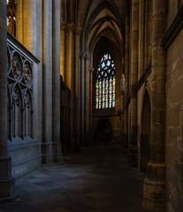 Halberstadt Dom Chorumgang (Sciurus vulgaris) Tags: halberstadt harz gotik kirche dom sakrales