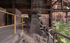 HFB (Left in the Lurch) Tags: abandoned blast furnace