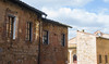 Montepulciano (phacelias) Tags: windows finestre ramen reflecties riflessioni reflections mura muren walls stone stenen pietre sole sun zon