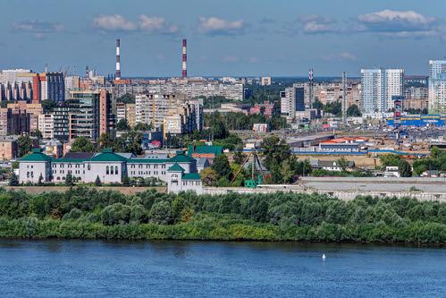Nizhny Novgorod 6 ©  Alexxx Malev