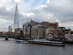 Tall pointy thing 9637 (stagedoor) Tags: london riverthames shard building architecture olympus omdem1mkii copyright city glc greaterlondon londonborough capital england uk rnbthames