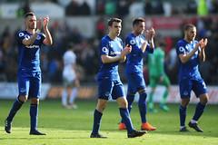 (officialeverton) Tags: englishpremierleague sport soccer clubsoccer soccerleague feedroutedeurope swansea wales unitedkingdom gbr