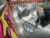 CaixaForum Madrid (Luis Andrei Muñoz) Tags: sonya7riii spain españa madrid caixaforum staircase escaleras warhol