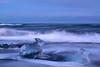 Jökulsárlón_Ice_Beach_L1090737 (nocklebeast) Tags: iceland jökulsárlónicebeach jökulsárlón southcoast ice blacksand nrd