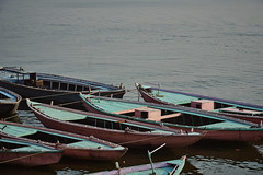 . (arcibald) Tags: varanasi india uttarpradesh ganges ganga river ghat