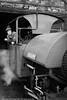 Sir Tom, a Bagnall 0-4-0 Narrow Gauge Steam Loco driven by Dickon (Pexpix) Tags: narrowgauge monochrome engine shed driver railway saddletank locomotive bagnall040 steam threlkeld england unitedkingdom gb 攝影發燒友